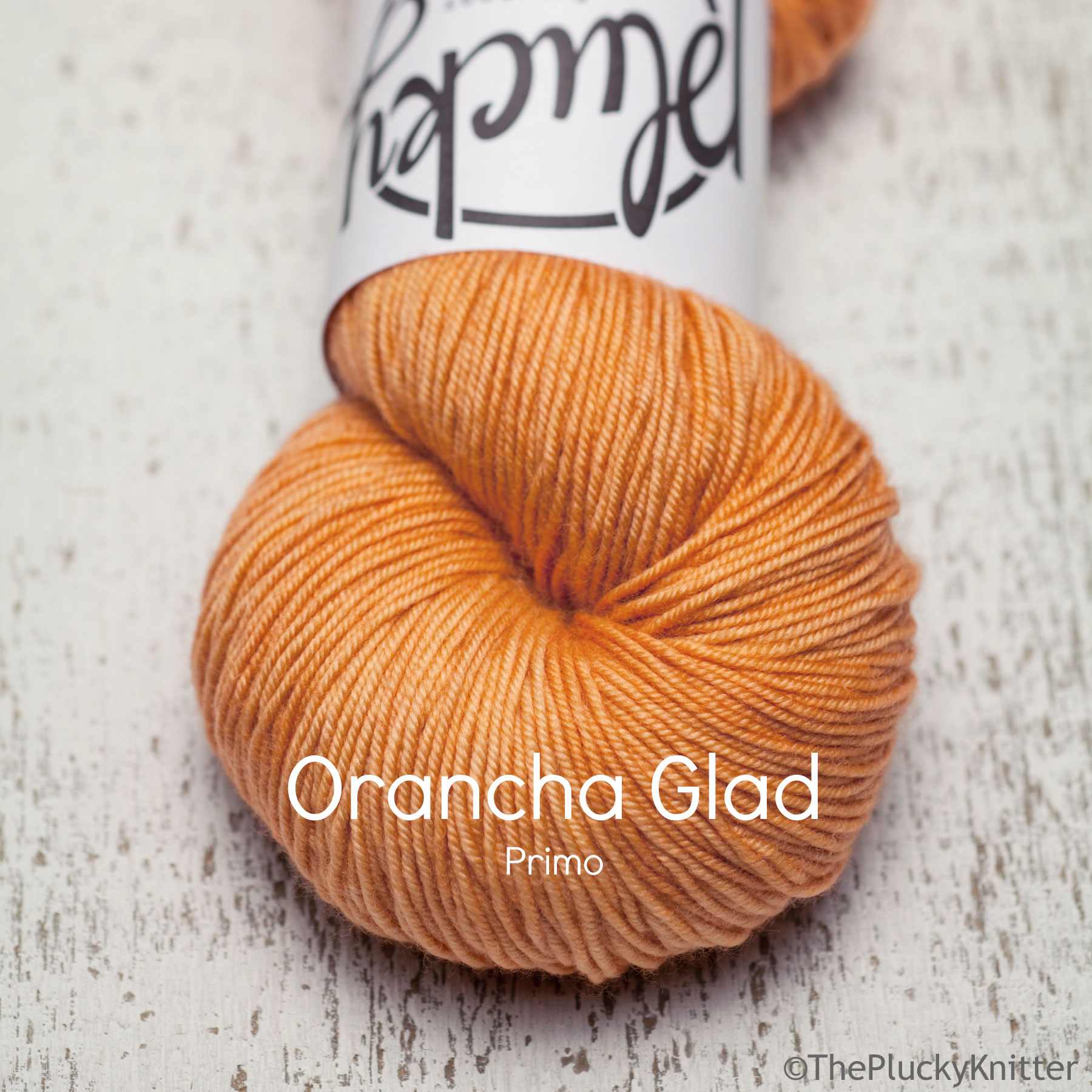 Orancha Glad - Snug Fingering