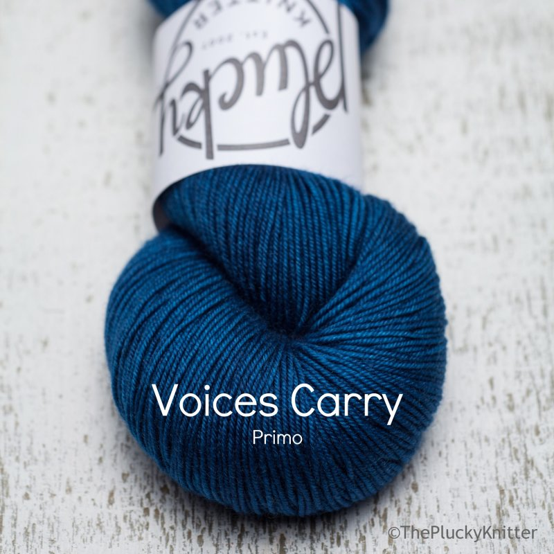 Voices Carry - Primo Sport