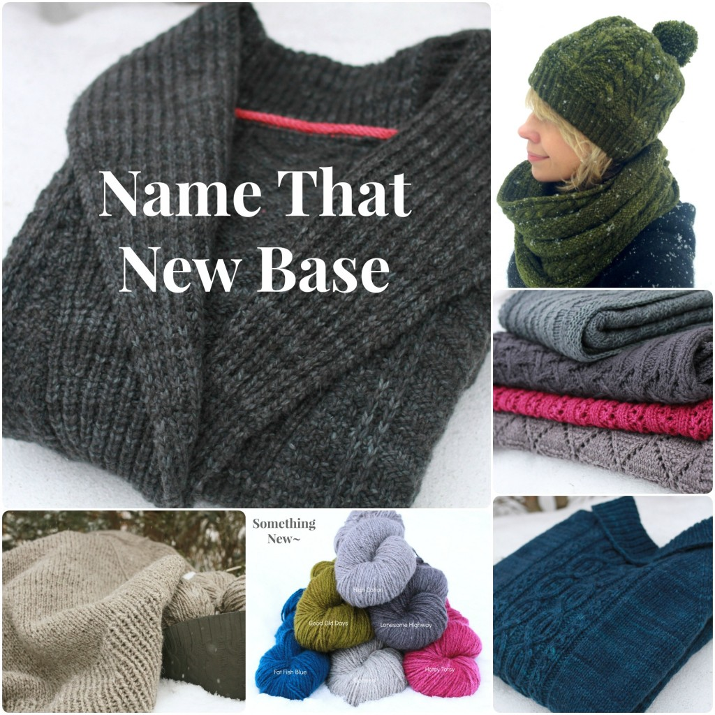 d9320e808f470 SOS – A Contest! – The Plucky Knitter