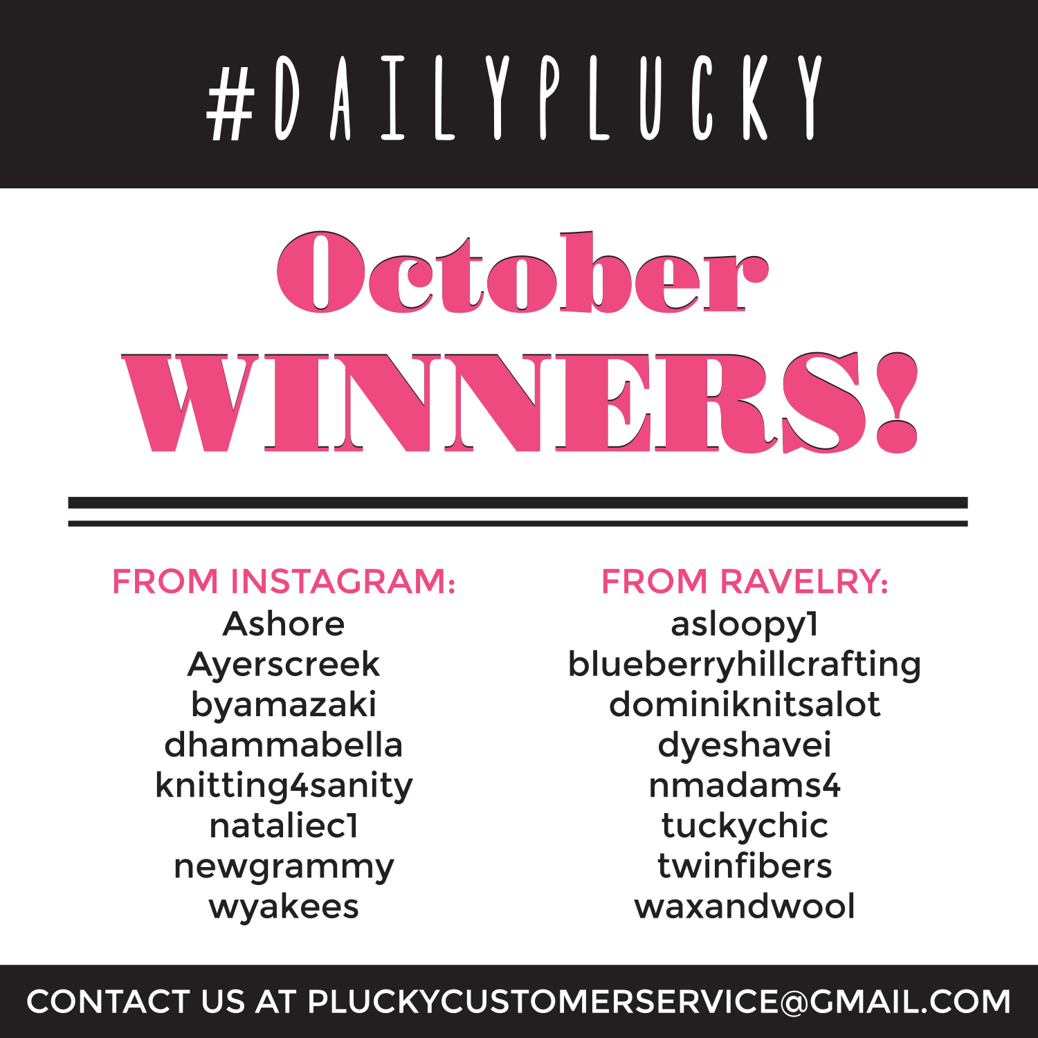 dailyplucky-winners-october2016