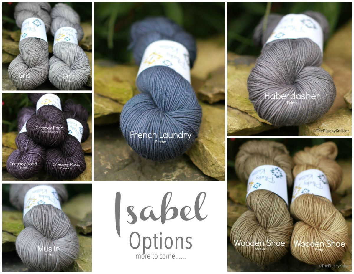 Isabel options